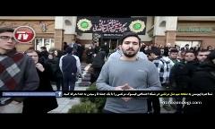 این ویدئو چند دقیقه بعد از اعلام خبر درگذشت مرتضی پاشایی ثبت شد