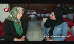 از سمنوی نذری تا برند جهانی «عمه لیلا»؛ یک روز در خانه پیرزنی که در 70 سالگی کارآفرین شد