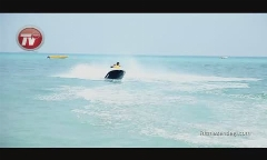 هیجان انگیزترین تفریحات دنیا وسط خلیج فارس