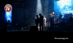 گزارش ویدئویی کنسرت بنیامین بهادری در جزیره کیش
