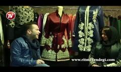 گزارشی از نمایشگاه لباس مریم قاسمی؛ طراح لباس های زنده یاد مرتضی پاشایی: بزرگترین افتخارم طراحی برای مرتضی پاشایی است