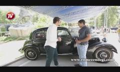 میلیونرهای ایرانی، آنتیک هایشان را به رُخ کشیدند!/دوربین تی وی پلاس در دورهمی ماشین بازهای میلیاردر ایران