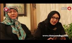 گفتگوی خانوادگی و نوروزی با مهدیه الهی قمشه ای؛ شاعر و مولوی شناس محبوب ایران-قسمت دوم