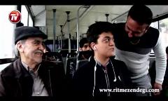 پایکوبی مردم در اتوبوس و تاکسی در دوربین مخفی تی وی پلاس با بازی دی جی حسین فسنقری - قسمت دوم