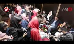 برای اولین بار در ایران: ویدئویی از مهمانی پژمان جمشیدی با طرفداران اینستاگرامی اش: به پاس یک سال کنار هم بودن...