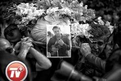 به بهانه اولین سالگرد درگذشت نیما وارسته: ویدئوی مراسم خاکسپاری نیما وارسته؛ وقتی همه مبهوت بودند