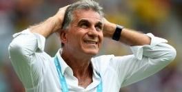 کارلوس کیروش به نظام وظیفه رفت! سرمربی پرتغالی تیم ملی خودش دست به کار شد!