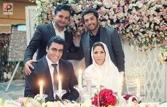 برای اولین بار در فضای مجازی ایران: ویدئویی از حضور ستاره ها در جشن عروسی یک زوج که عشق شان در کهریزک و با معلولیت آغاز شد - قسمت اول