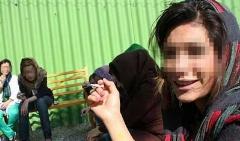 گزارش تصویری از کمپ ترک اعتیاد بانوان در ایران؛ اعتیاد در خانم های ایرانی به شدت افزایش پیدا کرده