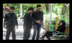 تصاویری از برخورد پلیس با دختر و پسرهای روزه خوار تهران