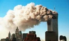 اولین ویدئو از ساختمان جدید تجارت جهانی نیویورک که 11 سپتامبر منفجر شده بود