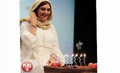 ویدئویی از شب جشن تولد پُر ستاره هنگامه قاضیانی؛ وقتی جمشید هاشم پور به افتخار بانوی سینمای ایران دست زد: من خوشبخت ترین زن جهانم-اختصاصی