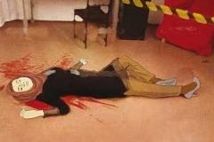 جوان افغانی پرده از راز قتل زن مسن ایرانی برداشت: با او سر قیمت درگیر شدم و خفه اش کردم!