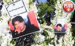 اشک های مادر مهران دوستی و بدرقه اش تا خانه ابدی، آخرین سکانس از زندگی گرمترین صدای رادیوی ایران بود-ویدئوی تشییع پیکر مهران دوستی به همراه تک جمله های چهره های سرشناسی که برای آخرین وداع آمده بودند