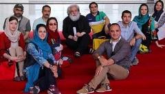 گزارش تصویری از نمایش پرطرفدار این روزها؛ سینماهای من به کارگردانی محمد رحمانیان
