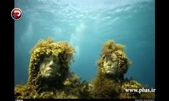 عکاسی از گالری هایی در زیر آب