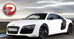 کمپانی آئودی از اتومبیل بدون راننده و شارژی اش رونمایی کرد؛ R8 ETRON