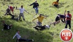 ویدئویی از عجیب ترین و البته پر حادثه ترین مسابقه انگلیس!