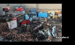 انفجار گلوله توپ جنگی در مشهد