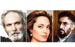 جهانگیر الماسی: آنجلینا جولی گفته شوهر با غیرتم را می فرستم سراغتان!/گلشیفته فراهانی جای آنجلینا جولی را گرفته!