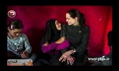 گزارش تصویری: آنجلینا جولی و دخترش به کمپ پناهندگان جنگی در لبنان رفتند