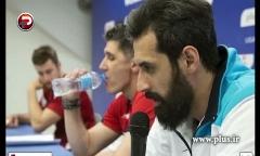 والیبال ایران یک امتیازی شد