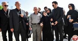 ستاره ها با فاتحه خوانی برای صدای ماندگار رادیوی ایران، برای همیشه با او وداع کردند؛ویدئویی از مراسم ختم زنده یاد مهران دوستی با حضور رئیس صداوسیما و وزیر کشور