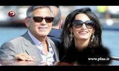 جنجال جدید برای جورج کلونی و همسرش: چرا پول هایتان به لبنان می برید؟