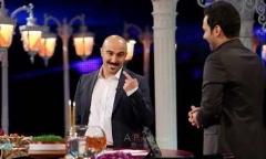 محسن تنابنده به قولش در برنامه احسان علیخانی عمل کرد؛ بیژن استرس بازیگر شد
