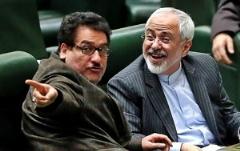 ویدئو: حاشیه های حضور جواد ظریف در مجلس شورای اسلامی