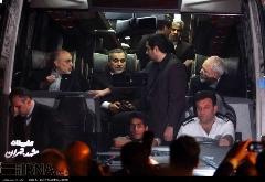 جواد ظریف مستقیم از وین به حرم امام رضا رفت/گزارش تصویری