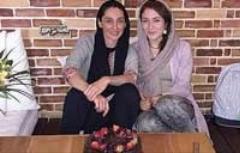به بهانه انتشار تصویری از جشن تولد هدیه تهرانی در باشگاه ورزشی اش؛ خانم سوپراستار 44 ساله شد