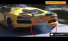لامبورگینی 150 میلیون تومانی خودروی ملی شد!/گاف عجیب یک کارخانه خودروسازی در راستای صرفه جویی!