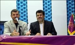 رونمایی آلبوم بی قرارم ای یار با اجرای مجری مشهور و اجرای زنده سعید خوانساری
