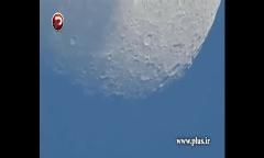 اگر میخواهید حرکت ماه رو با دقیق ترین جزئیات ببینید دیگر لازم نیست پولتان را صرف خرید تلسکوپ کنید!