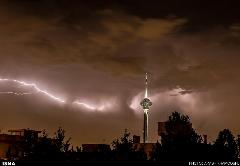 20 کشته بر اثر طوفان شب گذشته در تهران
