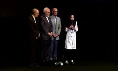 این دختر بیمار، اشک جواد ظریف را سرازیر کرد