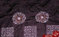 لباسشب با نقش آیاتقرآن در بازار آلسعود