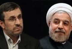 تذکر به روحانی درباره درخواست احمدی نژاد
