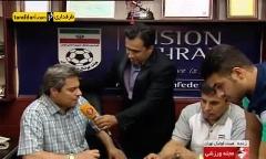 گزارشی از آخرین روز نقل و انتقالات لیگ برتر فوتبال ایران/ویدئو