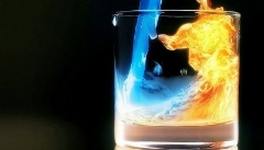 با هر لیوان آب لوله کشی، یک قدم به مرگ نزدیک می شویم؟!/ویدئویی از مقایسه رنگ یک لیوان آب تصفیه شده و آب شهری!