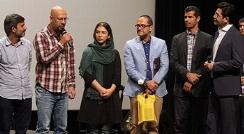 رامبد جوان، کتایون ریاحی، فرزاد حسنی و ملک مطیعی/گزارش تصویری از شب پر ستاره جشن منتقدین تئاتر