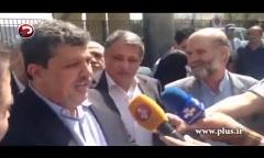 بیانیه مهدی هاشمی چند ساعت پیش از انتقال به زندان اوین: داداگاه من را از صداوسیما پخش کنید