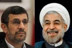 احمدی نژاد از روحانی شکایت می کند؟
