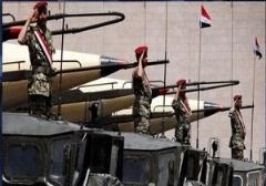 شلیک موشک بالستیک به سوی پایگاه سعودی