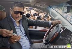 تصویر خودروی میلیاردی که علی را به دردسر انداخت