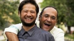 علی صادقی به رامبد جوان تست بازیگری داد!
