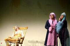 گزارش تصویری از نمایش پینوکیا به کارگردانی شهره سلطانی