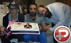 تصاویری که برای اولین بار منتشر می شود: از جشن تولد مرتضی پاشایی در یک کنسرت و رستوران خانوادگی تا اشک های طرفدارانش بر سر مزار او در اولین جشن تولدی که دیگر پیش ما نیست / اختصاصی تی وی پلاس
