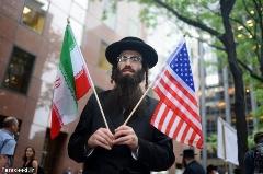 گزارش تصویری از تظاهرات حامیان توافق در امریکا